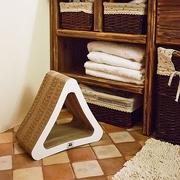 Когтеточка для кошки из картона Triangle